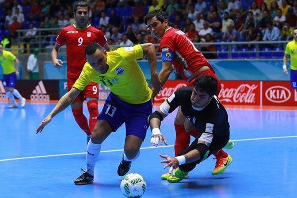 سیدبندی جام جهانی فوتسال معین شد، احتمال هم گروهی ایران با برزیل