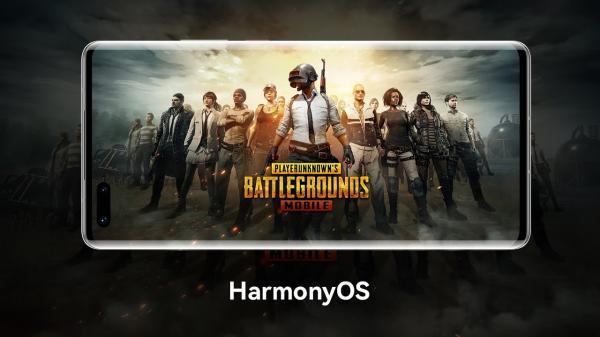 بازی های محبوب PUBG Mobile و Call of Duty به سیستم عامل هارمونی آمدند