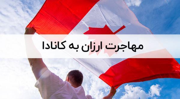ویزای کانادا: مقرون به صرفه ترین راه مهاجرت به کانادا در سال 2021
