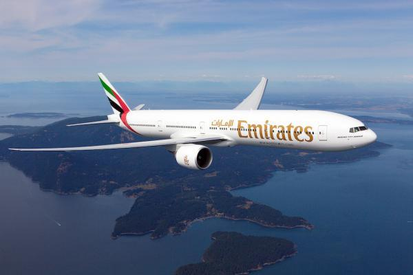 هواپیمایی امارات، یکی از برترین ایرلاین های دنیا در سال 2017