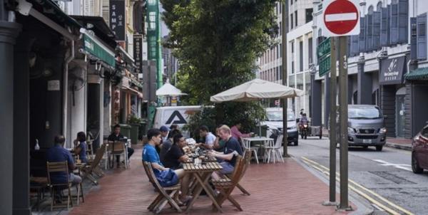 تور ارزان سنگاپور: رکورد تعداد مبتلایان به کرونا در سنگاپور