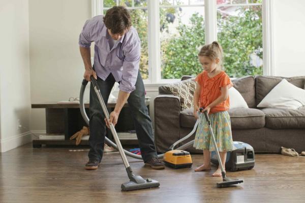 پیش از آغاز خانه تکانی چه باید کرد؟